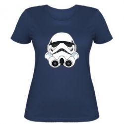 Женская футболка Имперский штурмовик - FatLine