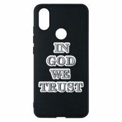 Чехол для Xiaomi Mi A2 In god we trust