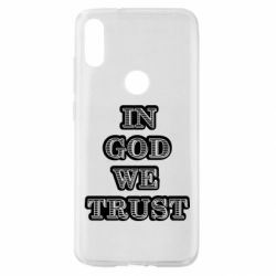 Чехол для Xiaomi Mi Play In god we trust