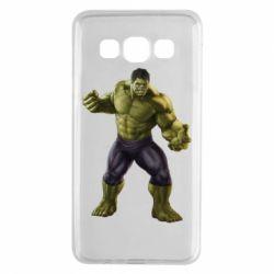 Чохол для Samsung A3 2015 Incredible Hulk 2