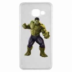 Чохол для Samsung A3 2016 Incredible Hulk 2