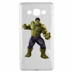 Чохол для Samsung A5 2015 Incredible Hulk 2