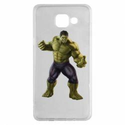Чохол для Samsung A5 2016 Incredible Hulk 2