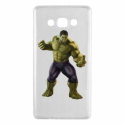 Чохол для Samsung A7 2015 Incredible Hulk 2
