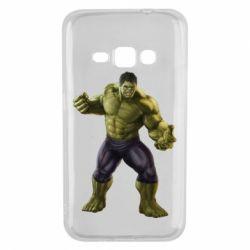 Чохол для Samsung J1 2016 Incredible Hulk 2