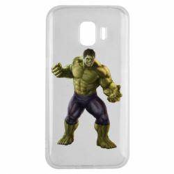 Чохол для Samsung J2 2018 Incredible Hulk 2