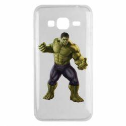 Чохол для Samsung J3 2016 Incredible Hulk 2