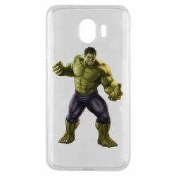 Чохол для Samsung J4 Incredible Hulk 2