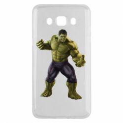 Чохол для Samsung J5 2016 Incredible Hulk 2