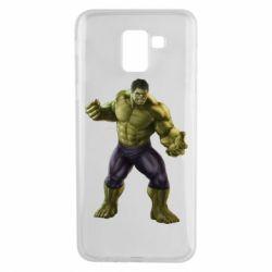 Чохол для Samsung J6 Incredible Hulk 2
