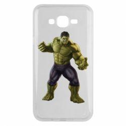 Чохол для Samsung J7 2015 Incredible Hulk 2