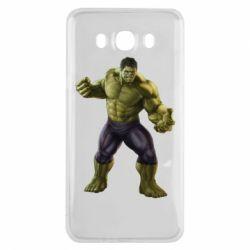 Чохол для Samsung J7 2016 Incredible Hulk 2