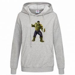 Женская толстовка Incredible Hulk 2 - FatLine