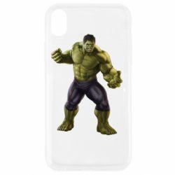 Чохол для iPhone XR Incredible Hulk 2