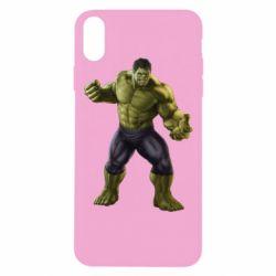 Чохол для iPhone Xs Max Incredible Hulk 2