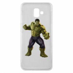 Чохол для Samsung J6 Plus 2018 Incredible Hulk 2