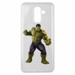 Чохол для Samsung J8 2018 Incredible Hulk 2