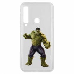 Чохол для Samsung A9 2018 Incredible Hulk 2