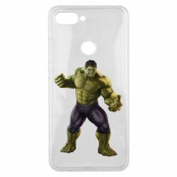 Чохол для Xiaomi Mi8 Lite Incredible Hulk 2