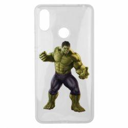 Чохол для Xiaomi Mi Max 3 Incredible Hulk 2