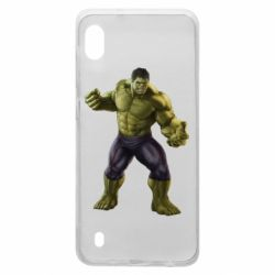 Чохол для Samsung A10 Incredible Hulk 2
