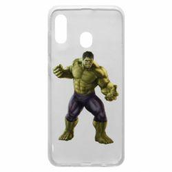 Чохол для Samsung A30 Incredible Hulk 2