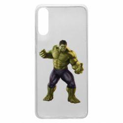 Чохол для Samsung A70 Incredible Hulk 2