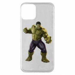Чохол для iPhone 11 Incredible Hulk 2