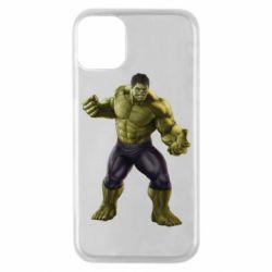 Чохол для iPhone 11 Pro Incredible Hulk 2