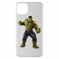 Чохол для iPhone 11 Pro Max Incredible Hulk 2
