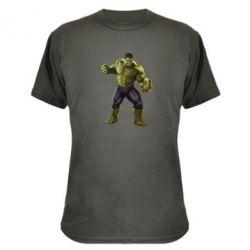 Камуфляжная футболка Incredible Hulk 2 - FatLine