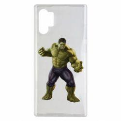 Чохол для Samsung Note 10 Plus Incredible Hulk 2