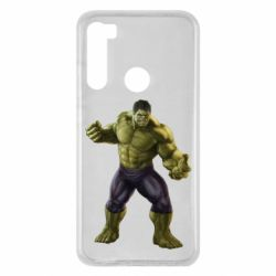 Чохол для Xiaomi Redmi Note 8 Incredible Hulk 2