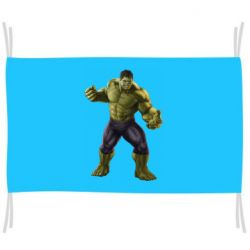 Прапор Incredible Hulk 2