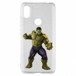 Чохол для Xiaomi Redmi S2 Incredible Hulk 2