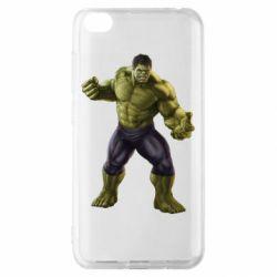 Чохол для Xiaomi Redmi Go Incredible Hulk 2