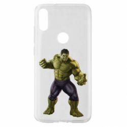 Чохол для Xiaomi Mi Play Incredible Hulk 2