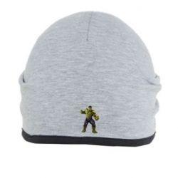 Шапка Incredible Hulk 2