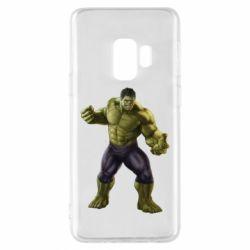Чохол для Samsung S9 Incredible Hulk 2