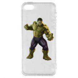 Чохол для iphone 5/5S/SE Incredible Hulk 2