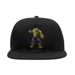 Снепбек Incredible Hulk 2