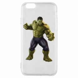 Чохол для iPhone 6/6S Incredible Hulk 2