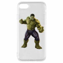 Чохол для iPhone 7 Incredible Hulk 2
