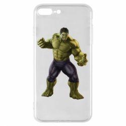 Чохол для iPhone 7 Plus Incredible Hulk 2