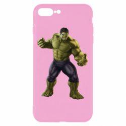 Чохол для iPhone 8 Plus Incredible Hulk 2