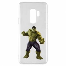 Чохол для Samsung S9+ Incredible Hulk 2