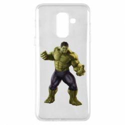 Чохол для Samsung A6+ 2018 Incredible Hulk 2