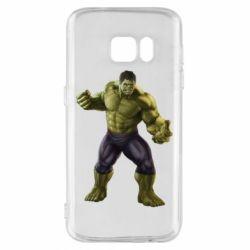 Чохол для Samsung S7 Incredible Hulk 2
