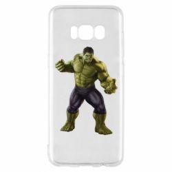 Чохол для Samsung S8 Incredible Hulk 2