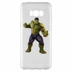 Чохол для Samsung S8+ Incredible Hulk 2